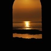 St Marcouf sun-set-2012
