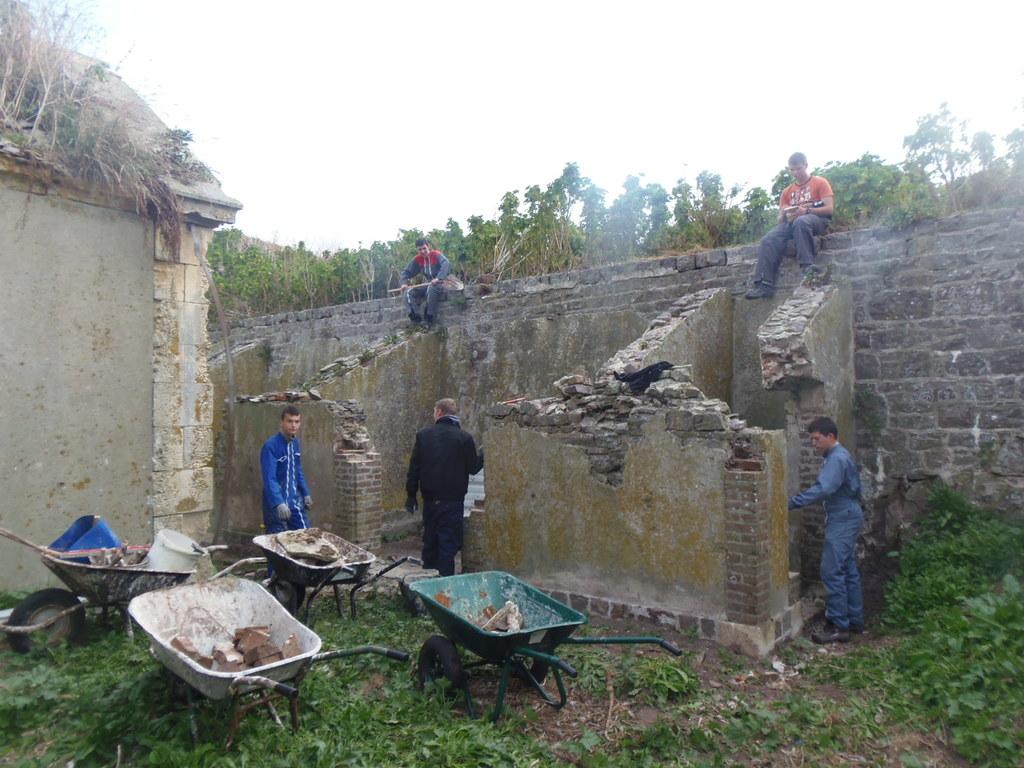 Démarrage des travaux sur les annexes sémaphorique