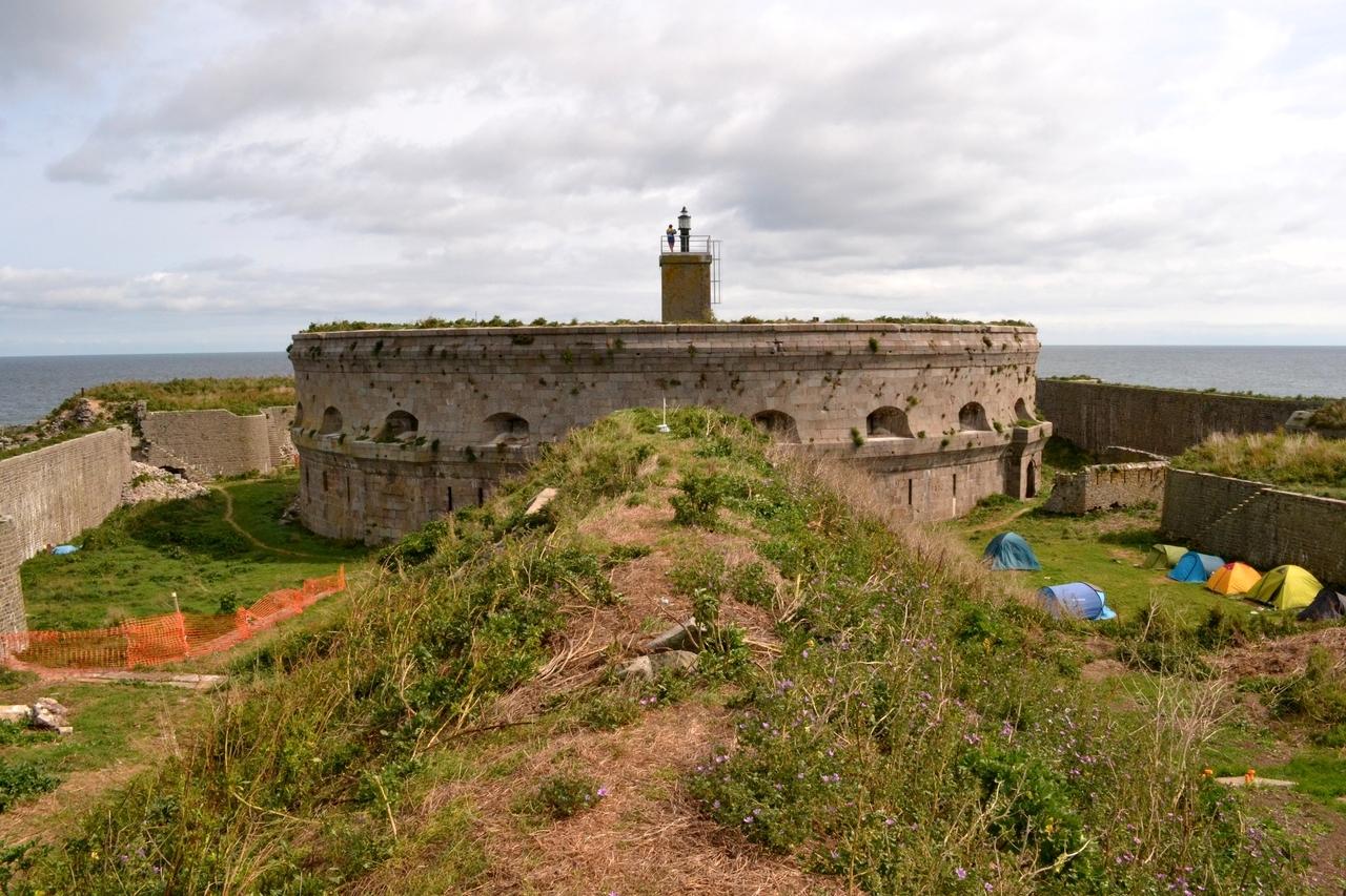 vue du fort
