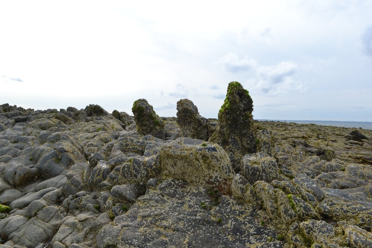 Menhirs marculfiens
