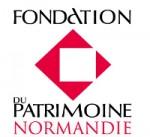 logo Fondation-du-Patrimoine-Normandie