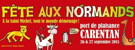 fête aux normands 2015 à Carentan