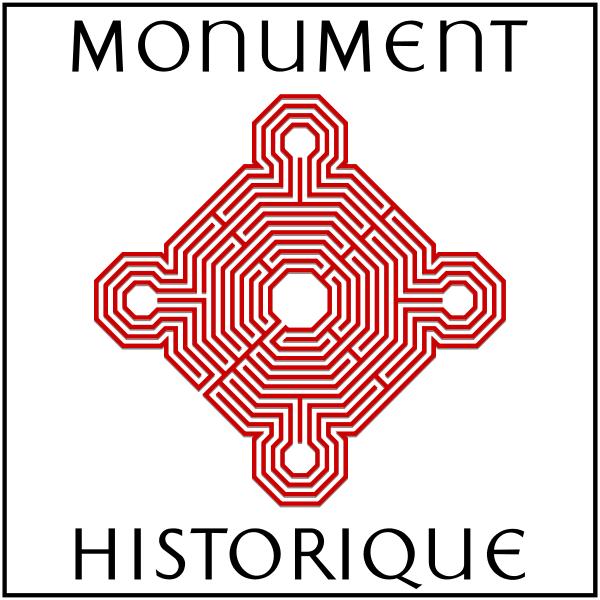 L'île du Large a été classée Monument Historique en janvier 2017 à l'initiative de l'association
