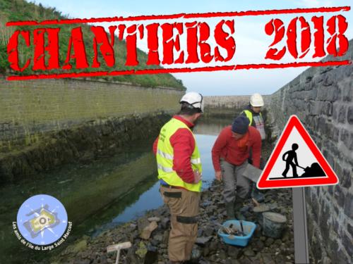 Participer aux chantiers bénévoles 2018