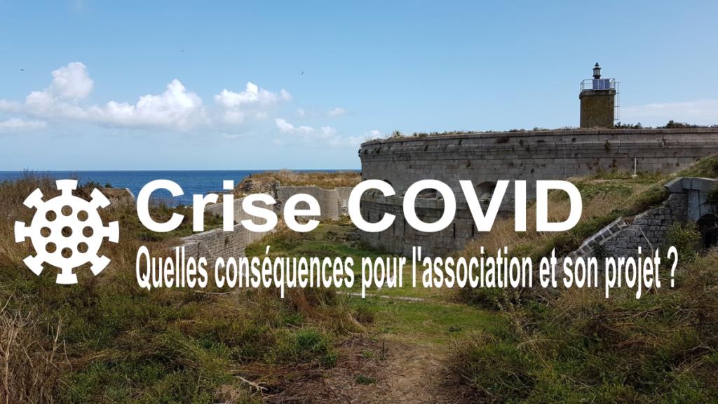Crise COVID : quelles conséquences pour l'association et son projet ?
